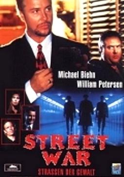 Das deutsch VHS-Video-Cover.