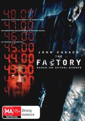 Das australische DVD-/BluRay-Cover.