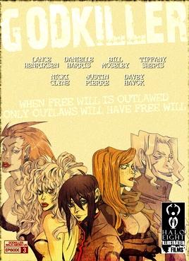 Das Cover-Motiv der dritten Episode.