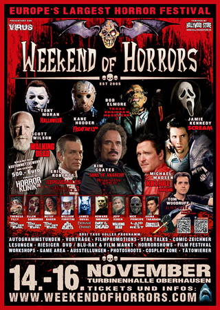 Weekend of Horrors 2014