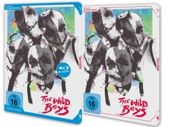 The Wild Boys Blu-ray