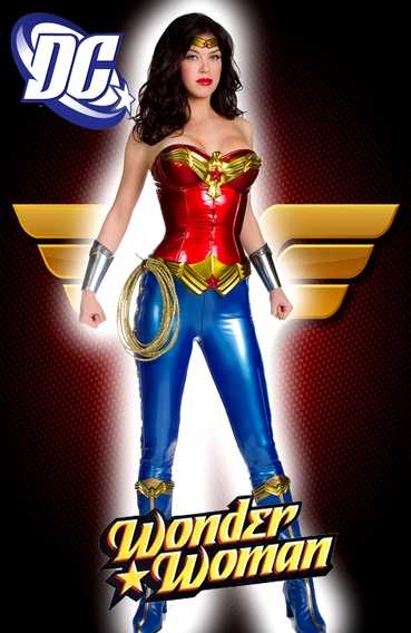 Wonder Woman, 2011 (© WBTV, DC Ent. & RWhitney75 Deviant-/Fan-Art)