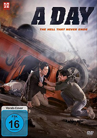 A Day deutsches DVD Cover