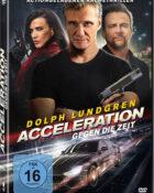 Acceleration mit Dolph Lundgren DVD Cover
