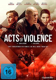 Acts of Violence gewinnen