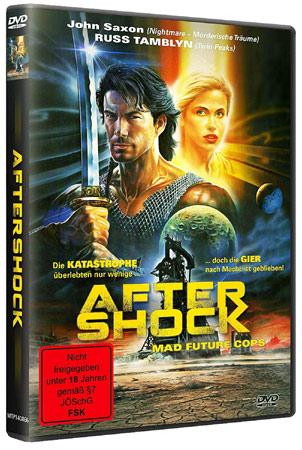 Aftershock – Die Zeit nach dem Ende DVD Cover