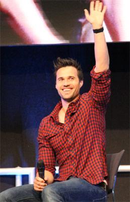 Brett Dalton bei der Comic Con 2016 in Stuttgart