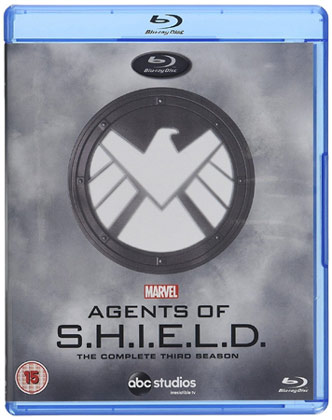 Marvel's Agents of Shield Staffel 3 Blu-ray