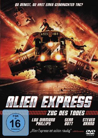Alien Express
