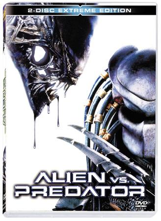 Alien vs Predator Cover
