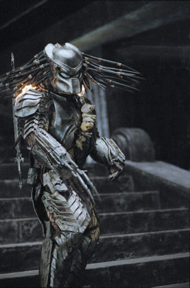 Alien vs Predator mit Predator