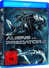 Aliens vs Predator 2 Cover