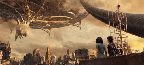 Alita: Battle Angel Zalem und Iron City