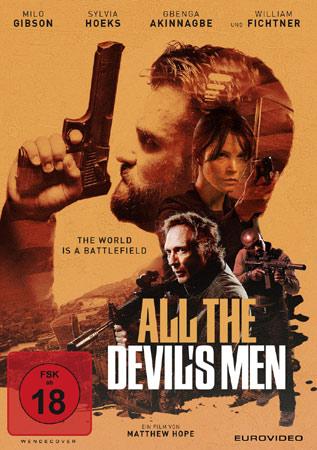All the Devil's Men Gewinnspiel