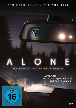 Alone Du kannst nicht entkommen DVD Cover