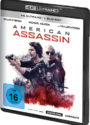 American Assassin Blu-ray
