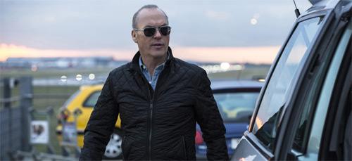 American Assassin Michael Keaton