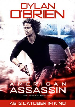 American Assassin Dylan O'Brien