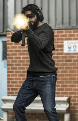American Assassin Dylan O'Brien in Action