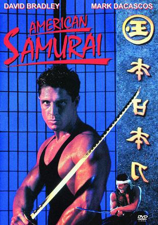 American Samurai mit Mark Dacascos