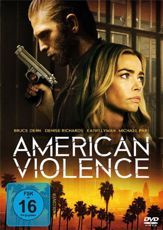 American Violence DVD Cover