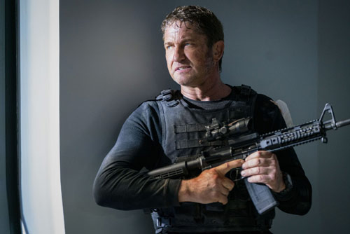 Angel Has Fallen mit Gerard Butler als Mike Banning