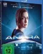 Aniara Blu-ray Cover