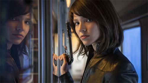 Anna mit Sasha Luss von Luc Besson