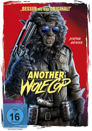 Another Wolfcop deutsches DVD Cover