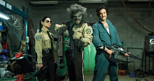 Another WolfCop Team