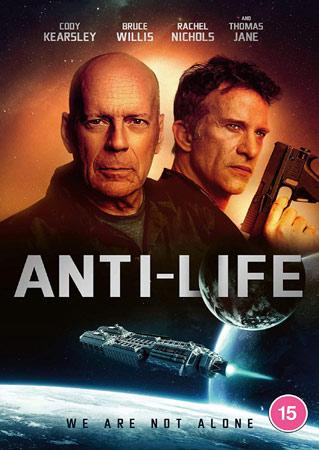 Anti-Life alias BReach mit Bruce Willis DVD Cover