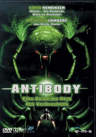 Antibody mit Lance Henriksen Cover