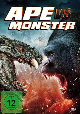 Ape vs Monster mit Eric Roberts