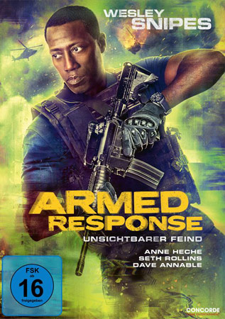 Armed Response deutsches Cover