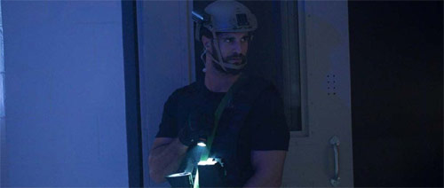 Armed Response Seth Rollins