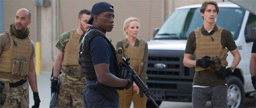 Armed Response Wesley Snipes, Anne Heche