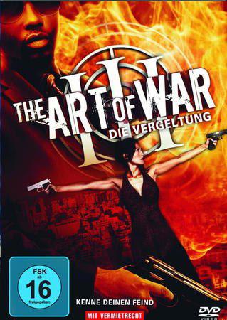 The Art of War Die Vergeltung DVD Cover