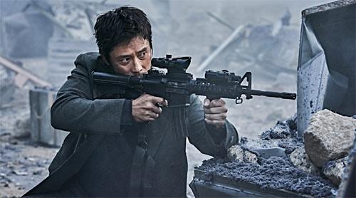 Ashfall mit Lee Byung-hun