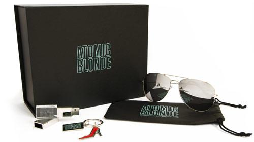 Atomic Blonde Gewinnspiel