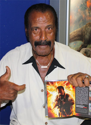 Atomic Eden Premiere mit Fred Williamson