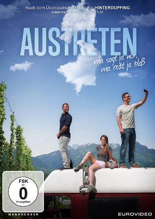 Austreten DVD Cover