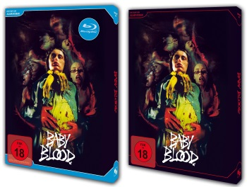 Baby Blood Blu-ray