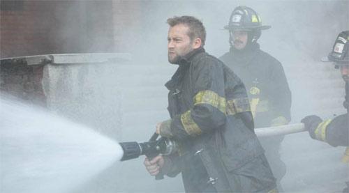 Backdraft 2 mit Joe Anderson als Feuerwehrmann