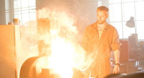 Joe Anderson in der Fortsetzung zum Feuerwehrfilm mit Kurt Russell