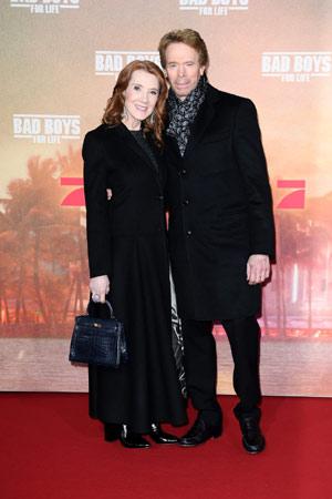 Jerry Bruckheimer mit Ehefrau Linda