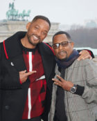 Will Smith und Martin Lawrence in Berlin