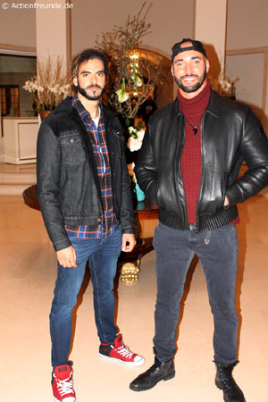 Die Regisseure von Bad Boys For Life Adil El Arbi und Bilall Fallah