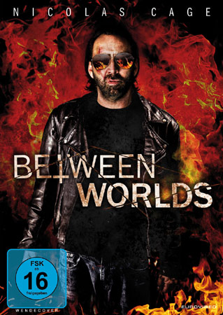 Between Worlds deutsches DVD Cover
