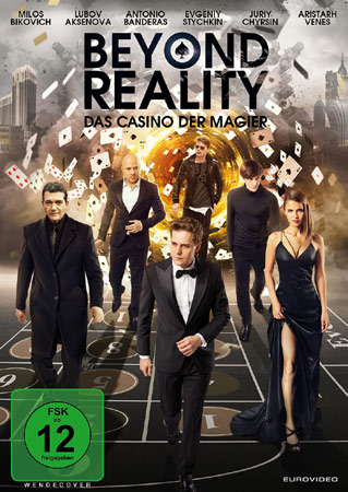 Beyond Reality deutsches DVD Cover