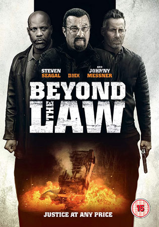 Beyond the Law mit Steven Seagal DVD Cover